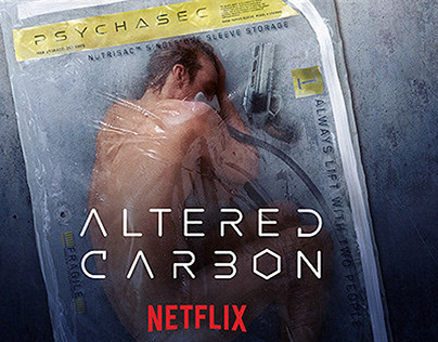 Netflix - Altered Carbon