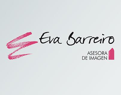 Logo Eva Barreiro, Asesora de Imagen