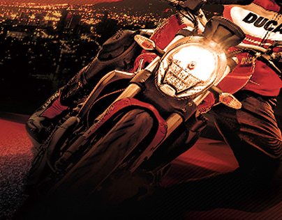 Ducati / Diseño Editorial