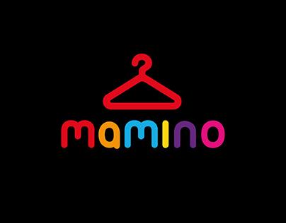 Mamino. Children shop.
