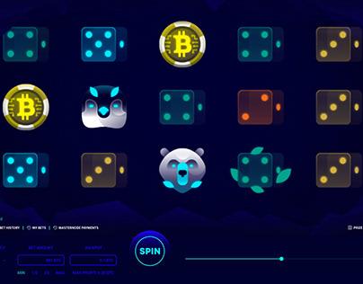 Bitcoin Dice Game BTC Dice Casino Free Bitcoin Faucet on Behance