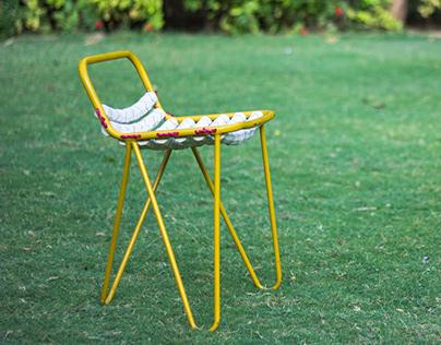 Hexa: Ceramic seating