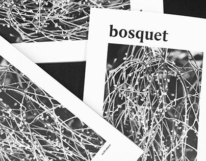Bosquet #4 (2016)