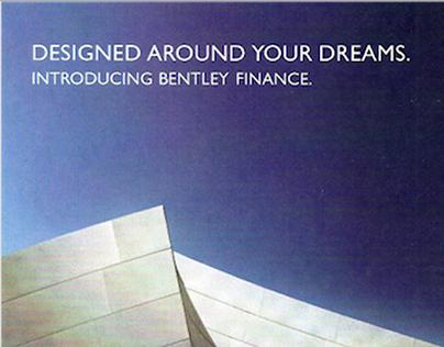 Bentley Ad | Bentley Finance