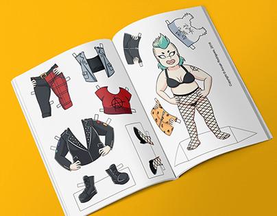 Paper Dolls | Moda de Subculturas