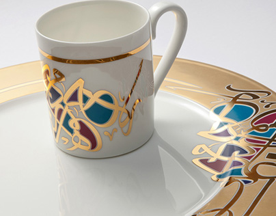 Villeroy & Boch's -  Middle East Limited Edition
