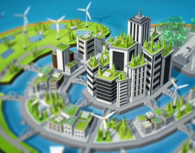 Interactive Green City