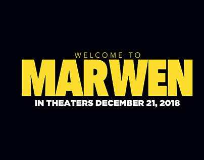 Welcome to Marwen 2018- Alternative Movie Poster