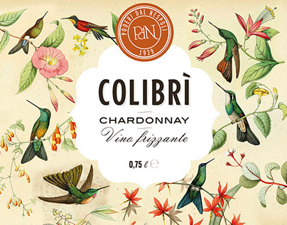 Colibrì Chardonnay Restyling