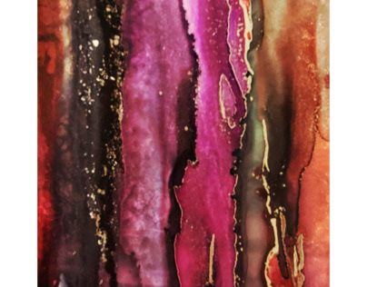 Torns | Alcohol Ink