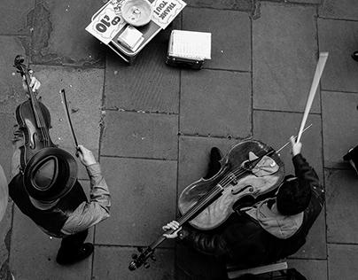 Street Photography: London, England