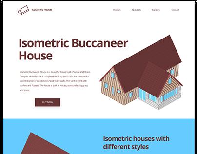 Isometric Buccaneer House