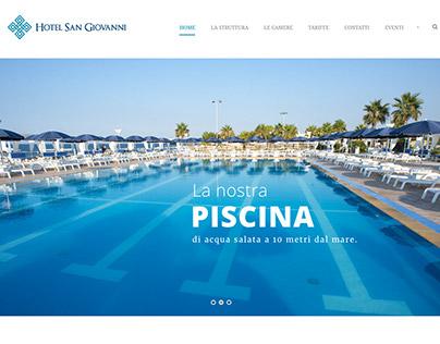 Hotel San Giovanni | Logo, sito web