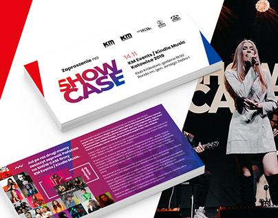 Kindla Music Showcase / Event Branding
