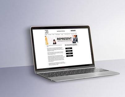 Leeds Arts Union // Naming, ReBrand & Web Design