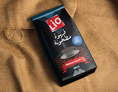 Lio Coffee Packaging