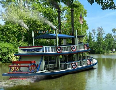 "Steamboat ""Suwanee"""