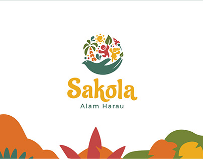 Logo Sakola Alam Harau