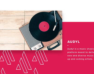 Audyl - Design Identity