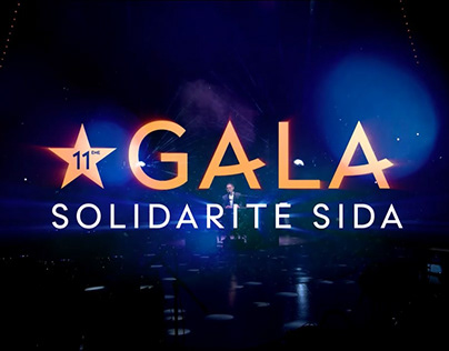 Gala Solidarité Sida - Direction de production