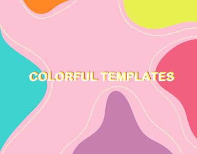 Colorful Templates