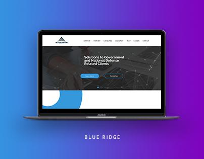 Blue Ridge Corporation | Website