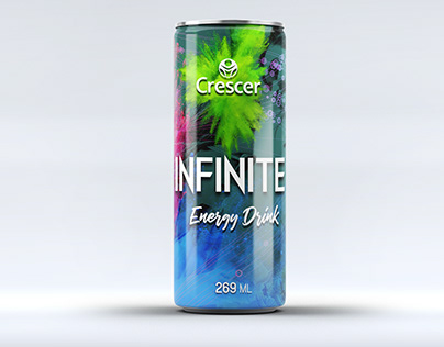INFINITE Energy Drink