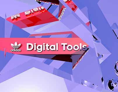 Adidas digital tools