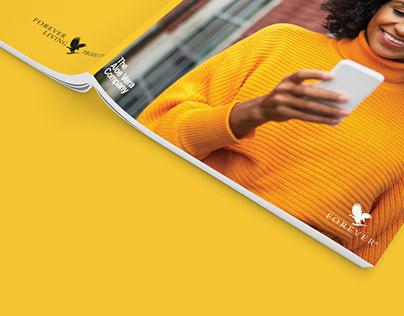 Forever Social Media Guide | Print