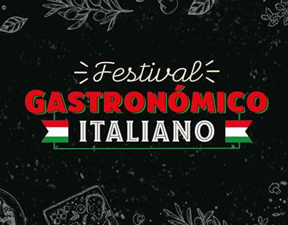 Festival Gastronómico Italiano