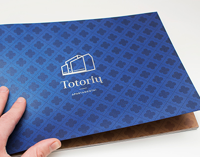 """Totorių apartamentai"" Real Estate Book & Identity"