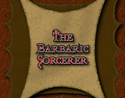 Barbaric Sorcerer Book Cover
