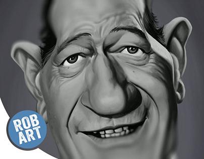 Celebrity Sunday - John Wayne