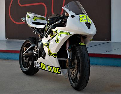 Trackbike Graphics