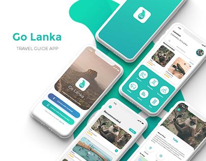 Go Lanka - Travel guide app for Sri Lanka
