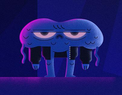 Campylobacter - Character Design