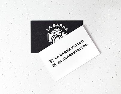 LA BARBE TATTOO - IDENTITY