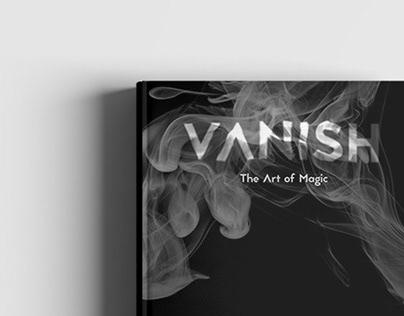 Magic Book Cover design