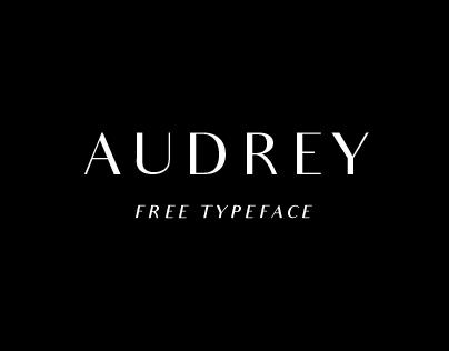 Audrey | FREE FONT