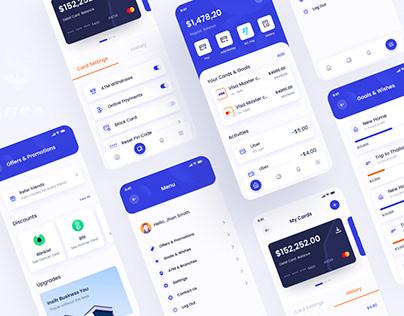 Digital Banking Mobile App