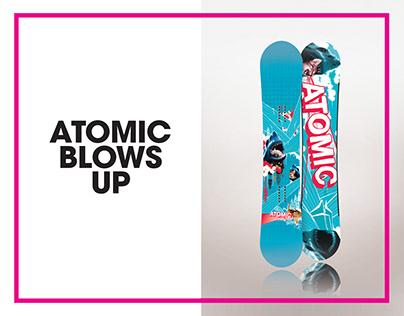 Atomic Snowboarding Case Study