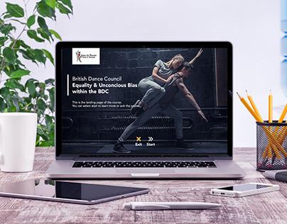 British Dance Council - Course Template