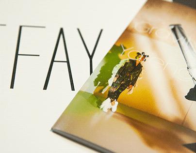 Yafeng Tang Fashion Portfolio & lookbook