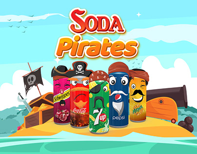 Unofficial Comic Soda Pirates Project
