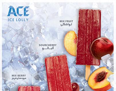 Ace Ice Lolly