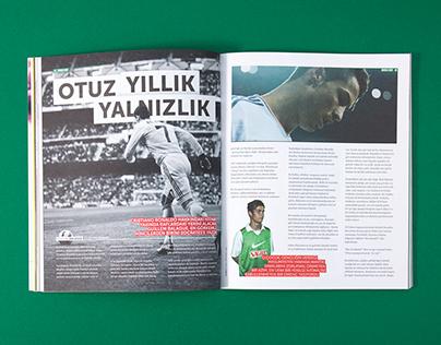 Cristiano Ronaldo - Socrates Magazine