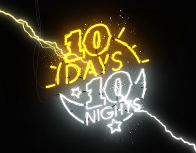 Calgary Stampede 10 Days 10 Nights
