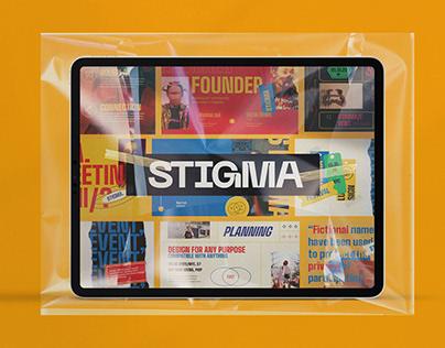 STIGMA Powerpoint - Creative Design