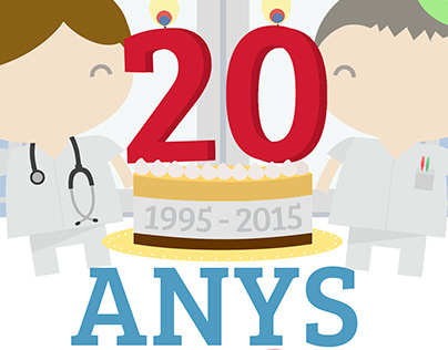 20 ANYS d'UCI, Hospital de Granollers