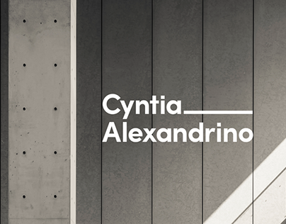 Identidade Visual - Cyntia A.